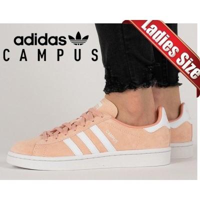 アディダス キャンパス ウィメンズ ADIDAS CAMPUS W cleora/ftwht/crywht ピンク レディース スニーカー クリアオレンジ