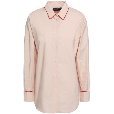 ピアッツァ センピオーネ PIAZZA SEMPIONE シャツ ライトピンク 40 コットン 94% / ポリウレタン 6% シャツ