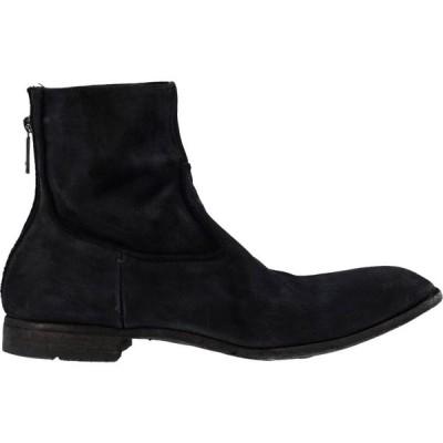 レマルゴ LEMARGO メンズ ブーツ シューズ・靴 hesse boots Black