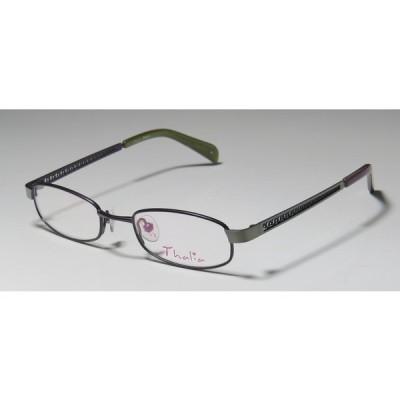 眼鏡フレーム Thalia タリア PAOLA グラマラス アジャスタブル NOSE PADS アイグラス フレーム/レンズ/ 眼鏡 purple / light gray