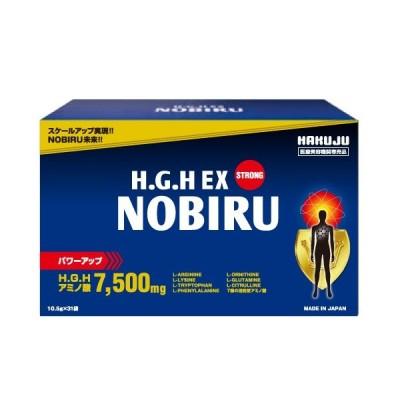 HAKUJU H.G.H EX NOBIRU 10.5g×31袋入