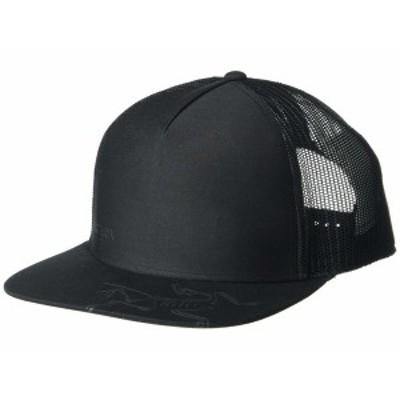 アークテリクス メンズ 帽子 アクセサリー Bird Brim Flat Trucker Black