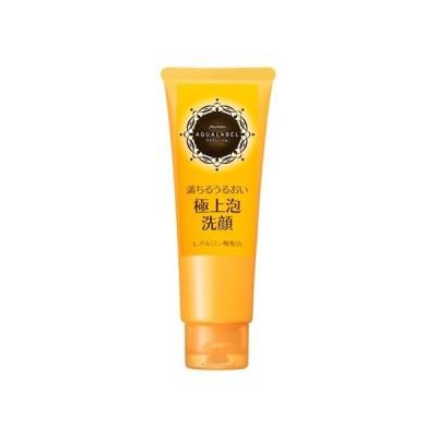 資生堂(SHISEIDO) アクアレーベル (AQUA LABEL) 豊潤泡洗顔フォーム (110g)