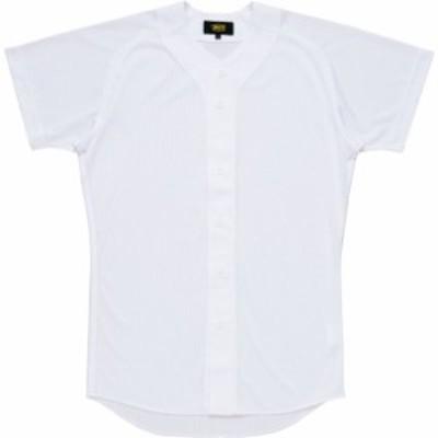 ユニフォームシャツ【zett】ゼットヤキュウソフトユニフォムSTシャツ(bu503-1100)
