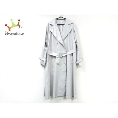 ダーマコレクション トレンチコート サイズ13AR M レディース - ライトグレー 長袖/春/秋   スペシャル特価 20210321
