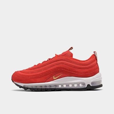 ナイキ メンズ エアマックス97 Nike Air Max 97 スニーカー Challenge Red/Metallic Gold/White