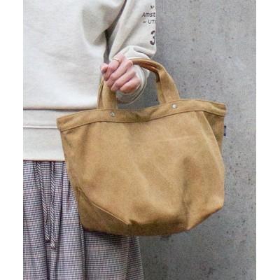 ALL ORDINARIES / アースカラー帆布トート(L) WOMEN バッグ > トートバッグ