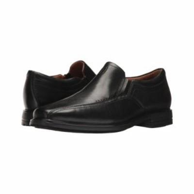 クラークス ローファー UnSheridan Go Black Leather