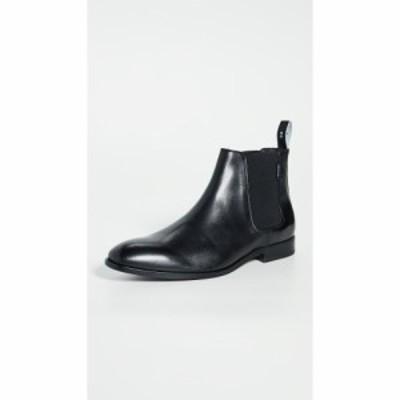 ポールスミス PS Paul Smith メンズ ブーツ チェルシーブーツ シューズ・靴 Gerald Chelsea Boots Black