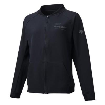 デサント ヒートナビデニム ジャケット マルチトレーニング ウェア ブラック杢 DMWOJF11