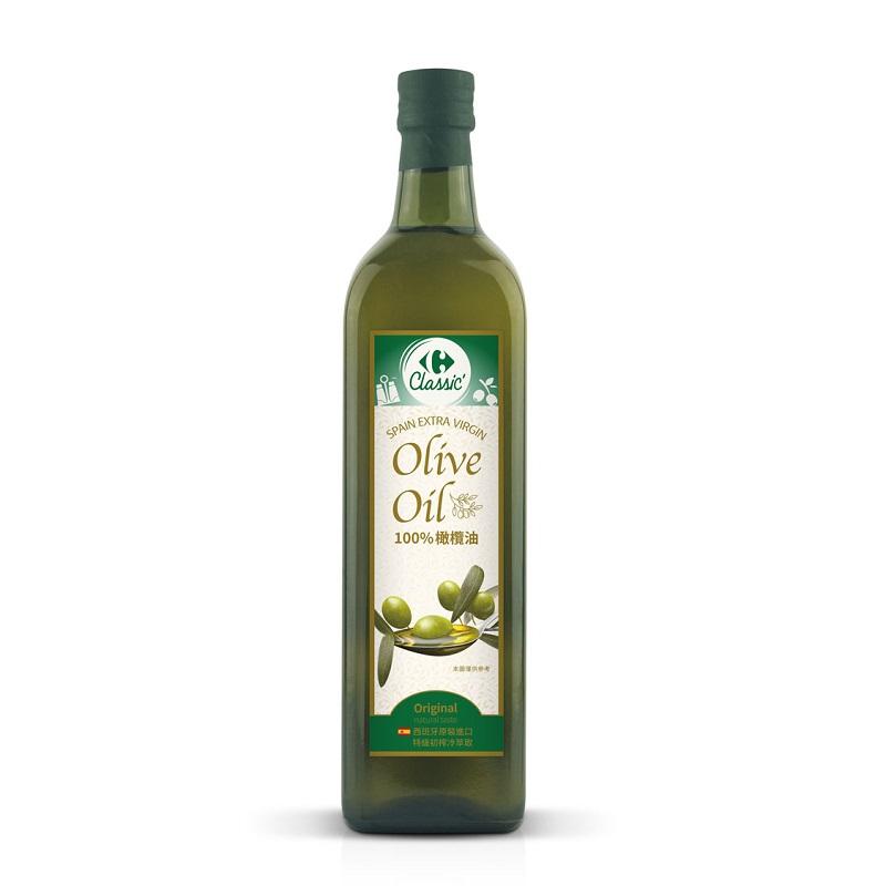 家樂福西班牙特級初榨橄欖油1L