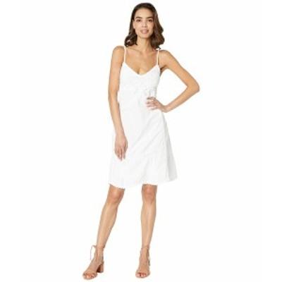 スカーリー レディース ワンピース トップス Cantina Annalee Spaghetti Strap Dress White