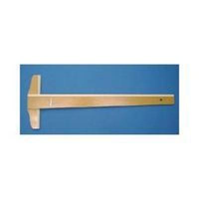 シンワ測定 [76759] 木製T型定規60cm 76759