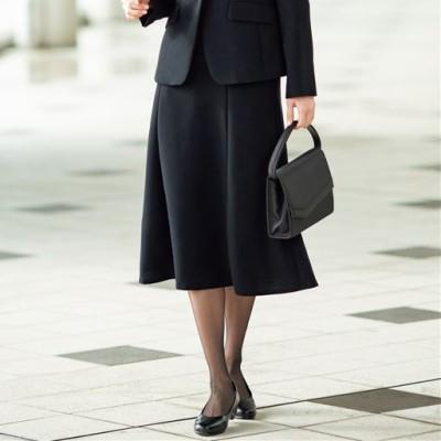 ブラックフォーマル マーメイドスカート(選べる2レ/ブラック/61-89(総丈73)