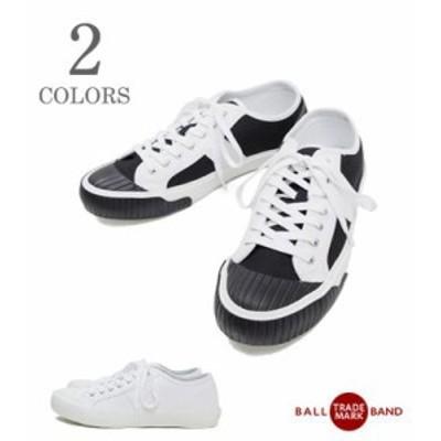 ボールバンド ローカットキャンバススニーカー BALL BAND Low Cut Sneaker 16 Charles BB-16
