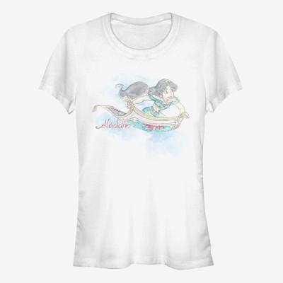 ジャスミン Tシャツ ディズニー Disney アラジン 半袖 レディース