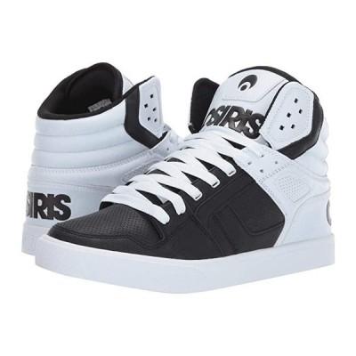 オサイラス Clone メンズ スニーカー 靴 シューズ Black/White/Dip
