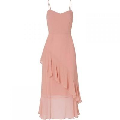 ホイッスルズ Whistles レディース ワンピース ワンピース・ドレス Amber Frill Dress Pale Pink