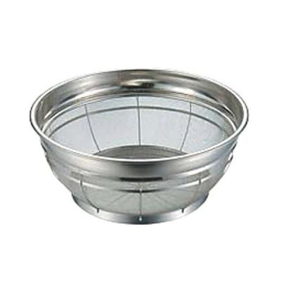 ストック 仕込み 厨房用品 / BK 18-8F型ザル 18cm 寸法: φ198 x H95mm 内径:180