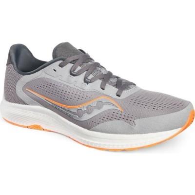 サッカニー SAUCONY メンズ ランニング・ウォーキング シューズ・靴 Freedom 4 Running Shoe Silver/Yellow