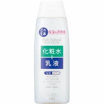 ピュア ナチュラル エッセンスローション UV N(210ml)[美容液・乳液入化粧水]