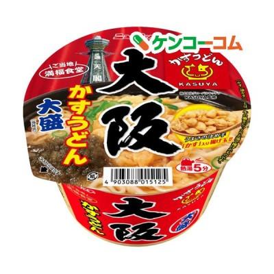 ニュータッチ 大盛 大阪かすうどん ケース ( 129g*12個入 )/ ニュータッチ