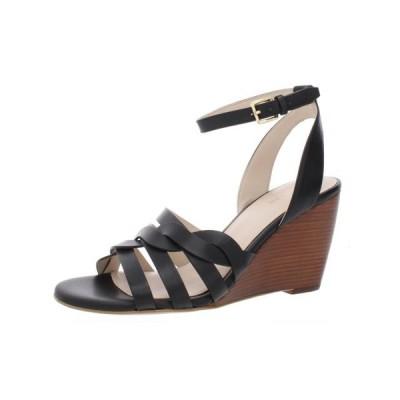 レディース 靴 ドレスシューズ Cole Haan Womens Myra Braided Strappy Wedge Sandals