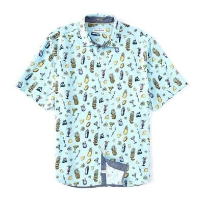 トッミーバハマ メンズ シャツ トップス Bahama Mixer Short-Sleeve Woven Shirt