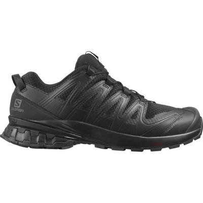 サロモン Salomon メンズ ランニング・ウォーキング シューズ・靴 XA Pro 3D V8 Wide Trail Running Shoes Black/Black/Black