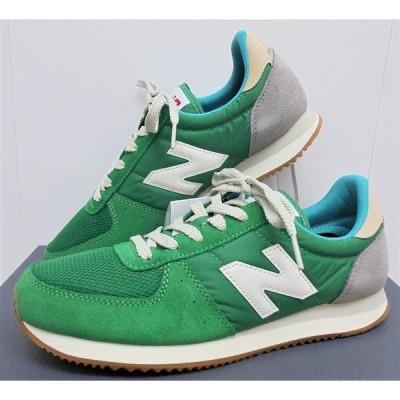 ★新品★NB ★ニューバランス クラシック ランニングU220DC2グリーン