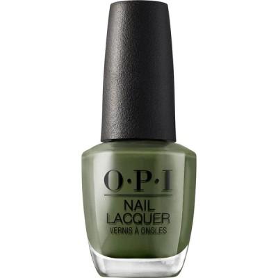 OPI(オーピーアイ) ネイル マニキュア セルフネイル 緑 ネイルポリッシュ(NLW55 スージー ザ ファーストレディ オブ ネイルズ) ネイルカ