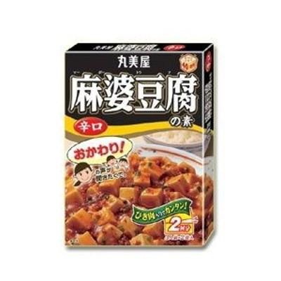 丸美屋食品 麻婆豆腐の素 辛口 10入