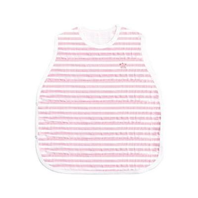 赤ちゃんの城 スリーパー パステルベア ピンク