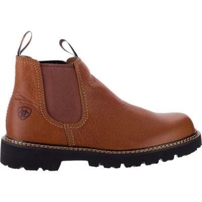 アリアト Ariat メンズ ブーツ シューズ・靴 Spot Hog Boot Peanut