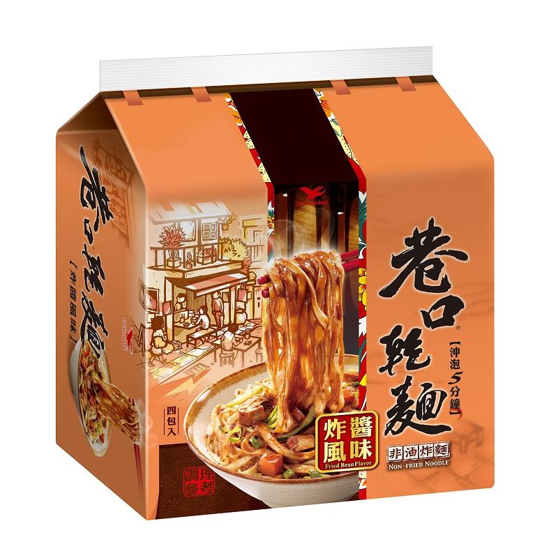 巷口乾麵炸醬風味(袋) 100g