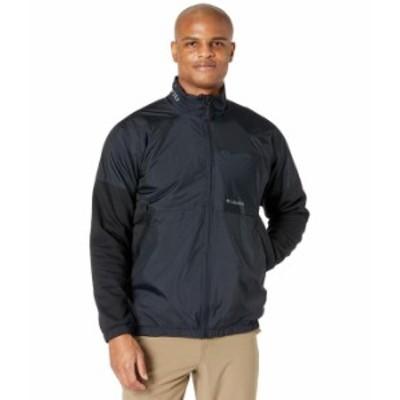 コロンビア メンズ コート アウター Minam River¢ Reversible Hybrid Jacket Black