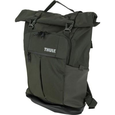 スーリー THULE レディース バックパック・リュック バッグ paramount backpack 24l rolltop Military green