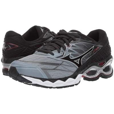 ミズノ Wave Creation 20 メンズ スニーカー 靴 シューズ Tradewinds/Black