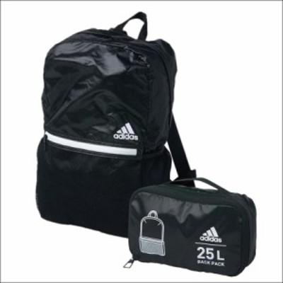 adidas パッカブル バックパック アディダス ブランド バッグ デイパック rリュック DMD20 BLK 4058025889380
