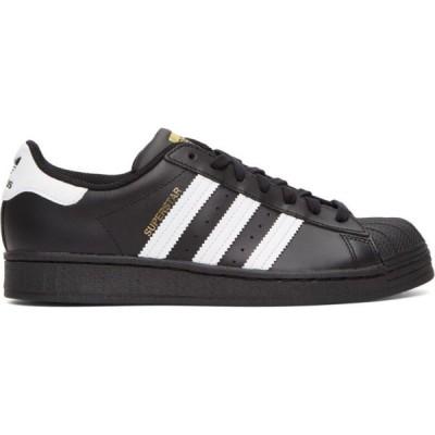 アディダス adidas Originals メンズ スニーカー シューズ・靴 Black & White Superstar Sneakers Core Black/Cloud white/Core black