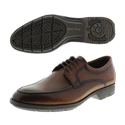 テクシーリュクス メンズファッション 紳士靴  texcy luxe テクシーリュクス  TU-7773 ブラウン texcyluxe TU-7773-025
