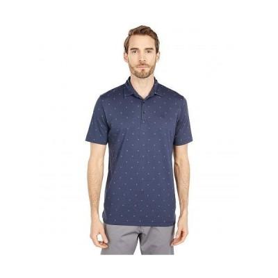 TravisMathew トラビスマシュー メンズ 男性用 ファッション アクティブシャツ Frame It - Blue Nights