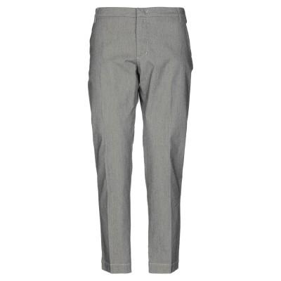 アントレ アミ ENTRE AMIS パンツ グレー 40 コットン 99% / ポリウレタン 1% パンツ