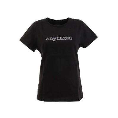 エーシーピージー(ACPG) Tシャツ レディース 半袖 プリント 872PA0BGI3159BLK (レディース)