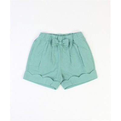 【Si・Shu・Non】 スカラップショートパンツ SKAPE パンツ, Kids' Pants