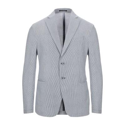 エンポリオ アルマーニ EMPORIO ARMANI テーラードジャケット ホワイト 50 ポリエステル 100% テーラードジャケット