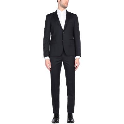 ブライアン デールズ BRIAN DALES スーツ ブルー 48 ポリエステル 54% / ウール 44% / ポリウレタン 2% スーツ