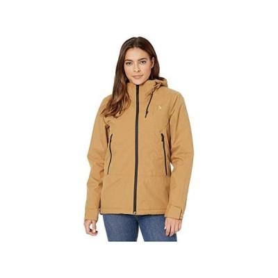 ザ・ノースフェイス Inlux Insulated Jacket レディース コート アウター British Khaki Herringbone