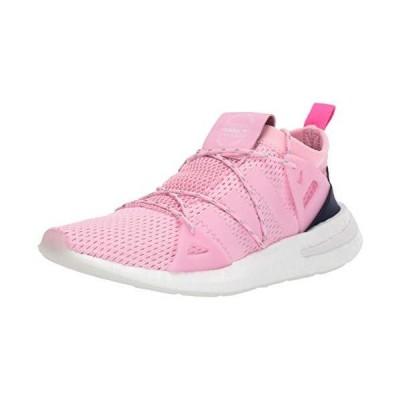 adidas Originals Women's Arkyn Running Shoe, True Pink/True Pink/True Pink, 5 M US