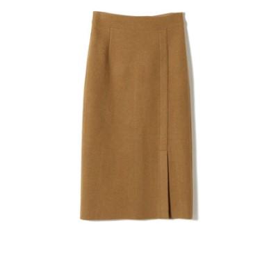 リングヤーンタイトスカート